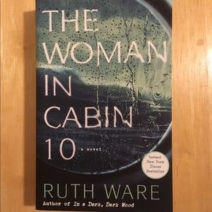 """The Woman in Cabin 10"""